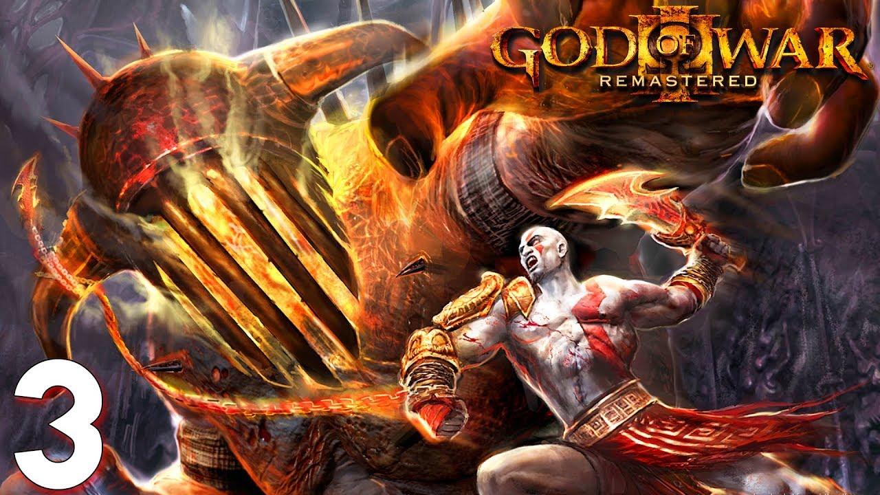ប្រយុទ្ធជាមួយយមរាជ្យ - HADES BOSS - God of War III #03 Khmer