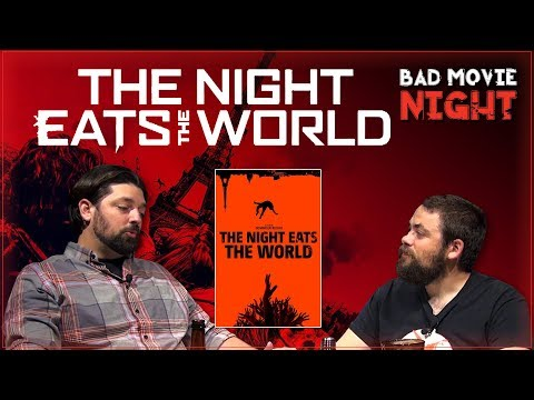 The Night Eats The World (La Nuit A Dévoré Le Monde) (2018)  Movie Review