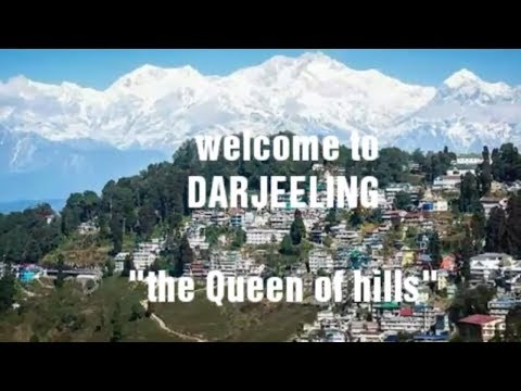 Darjeeling, India - Travel Guide and Attraction (tourism purpose)