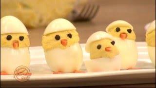 Praktična žena - Kako da napravite dekorativne piliće od jaja?