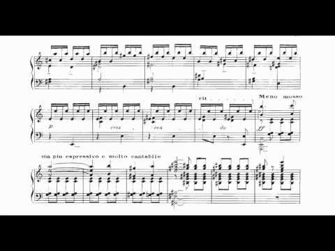 Mompou - Variations on a Theme by Chopin, played by Monica Hart Alianello