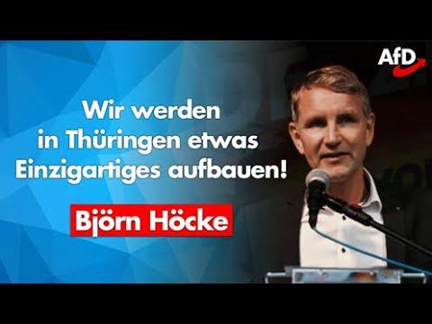 ❝Linksextremen Sumpf trocken legen!❞ | Björn Höcke