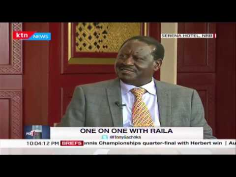 Raila Odinga on first liberation & the relationship between Jomo & Jaramogi | POINT BLANK - Part Two