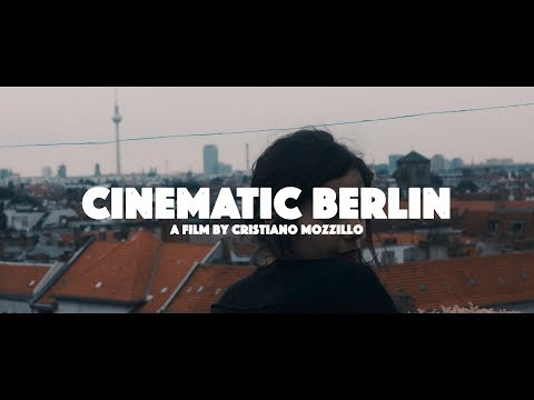 Cinematic Berlin | Magic Lantern Raw | Canon 700D