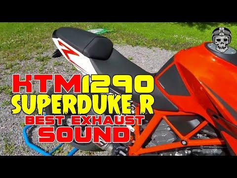 KTM 1290 Superduke R Best  Exhaust Sound   Akrapovic, Austin Racing, SC Project, Graves, Bodis,