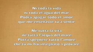 Cali & El Dandee - Yo Te Esperaré (Testo + Traduzione ITA)