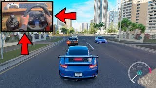 Forza Horizon 3 ROAD RAGE Porsche 911 GT3 RS Gameplay