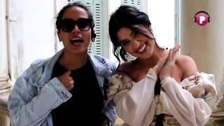 Baixar Exclusivo: Clau e Anitta nos bastidores do clipe