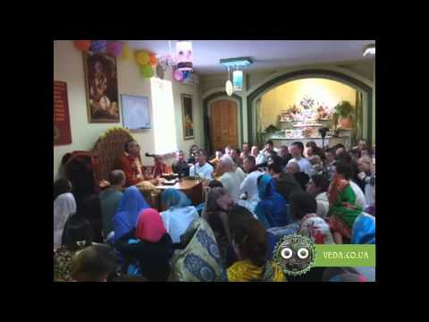Шримад Бхагаватам 1.18.4 - Ниранджана Свами