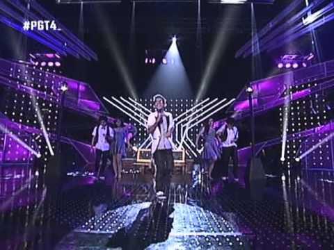 John Neil Roa of Pilipinas Got Talent 4 (Quarter Finals)
