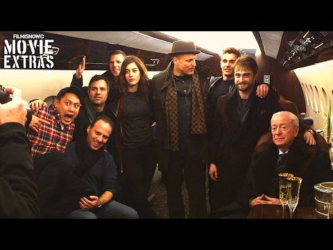 Go Behind the Scenes of Now You See Me 2 (2016)