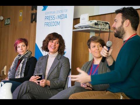 I. ECPMF's #NEWSOCRACY conference on media ownership in Europe, Madrid, 30 January 2018