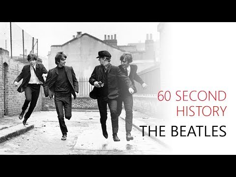 60 Second History... The Beatles