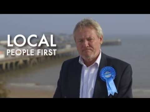 Giles Watling: a strong local champion for Clacton, Frinton and Walton