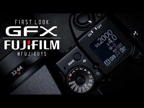 Fuji Guys - FUJIFILM GFX 50S Camera - First Look