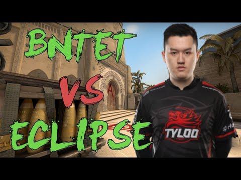 CSGO: POV TyLoo BnTeT vs Eclipse (31/11) mirage @ XINHUA Electronic Sports Conference