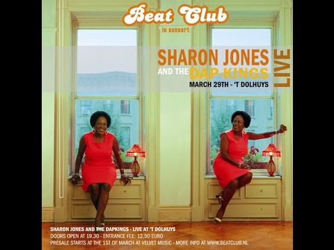 Sharon Jones & The Dapkings - Full Show Live @ The Beatclub March 29th 2005
