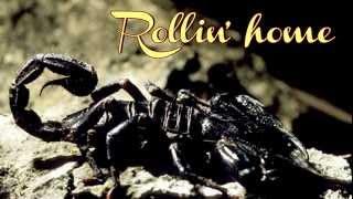Scorpions - Rollin' home [Lyrics]