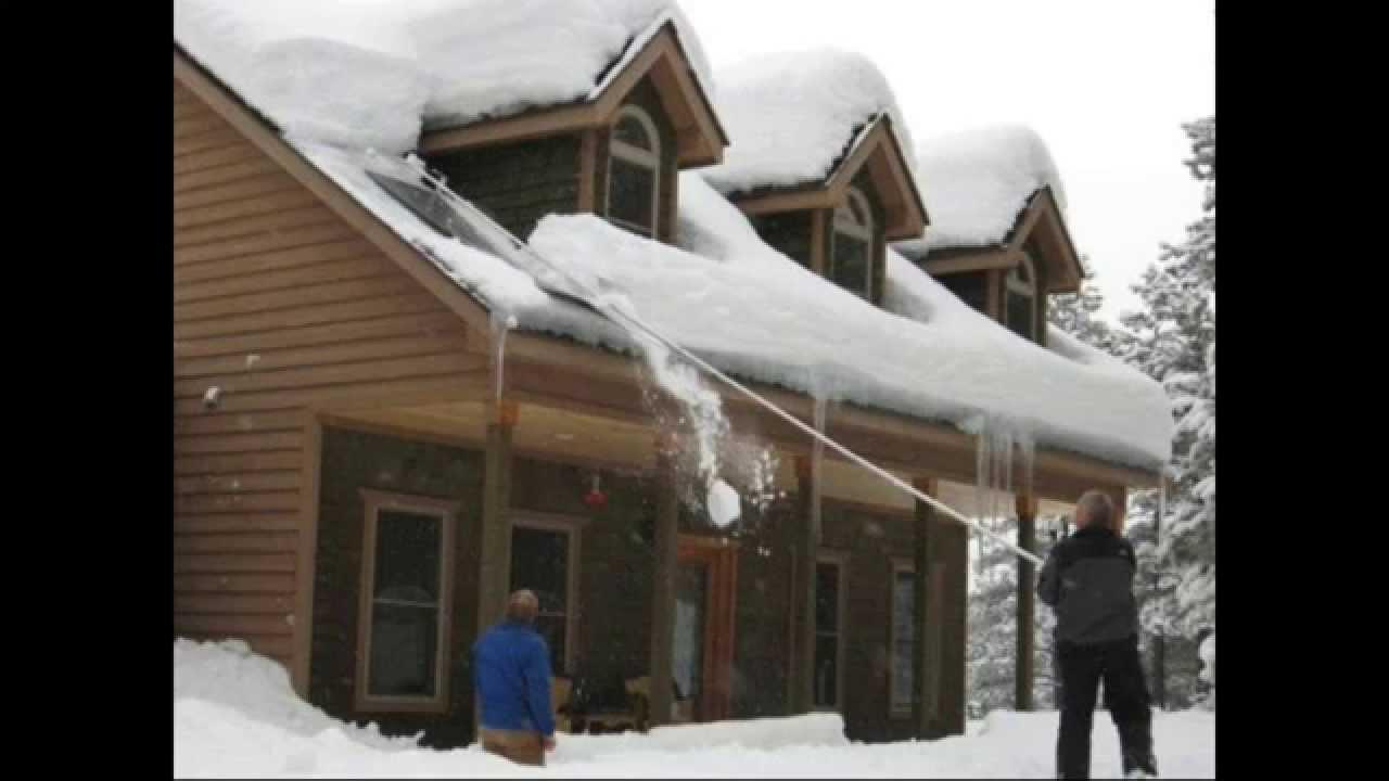 Minnsnowta Dynamo Roof Razor Roof Rake Snow Rake Youtube