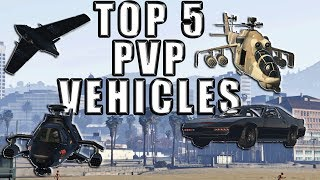 Top 5 Best Solo PvP Vehicles In Gta 5 Online