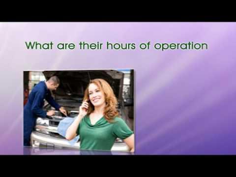 Auto Body Repair KILGORE | Collision Body Shop KILGORE