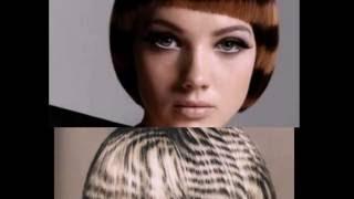 Футуаж  -  трафаретное окрашивание волос