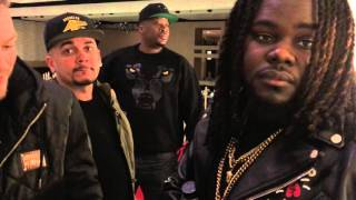 Arsonal, Big T, Poison Pen, Cortez, Quill, Poison Pen & Head Ice Break Down #Blackout6ix
