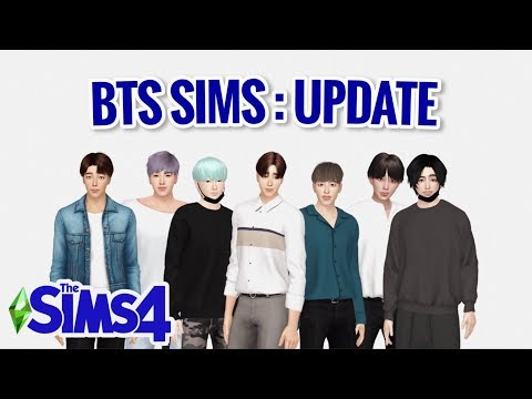 THE SIMS 4   CAS - BTS [Updated] + Download links
