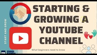 How To Start A Youtube Channel For Beginners And Make Money YOUTUBE CHANNEL TUTORIAL