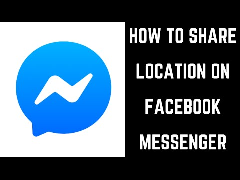 How To Share Location On Facebook Messenger
