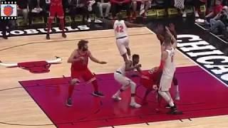 Knicks Film Study: Frank Ntilikina Defensive Highlights vs Kris Dunn