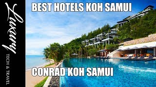 Best Hotels Koh Samui Thailand - Conrad Koh Samui (ULTRA LUXE)