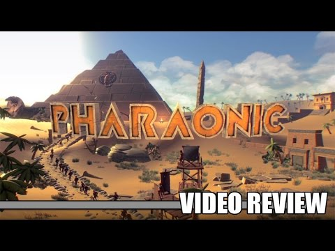 Review: Pharaonic (PlayStation 4, Xbox One & Steam) - Defunct Games