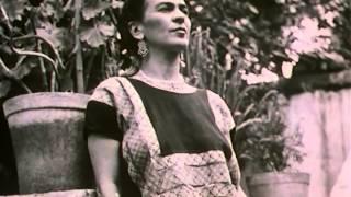 Frida Kahlo(Фрида Кало - знаменитая мексиканская женщина-художник, мастер сюрреализма, жена известного мексиканского..., 2013-08-07T14:18:30.000Z)