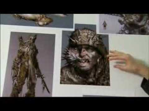 Pirates of the Caribbean - DVD Extras - Creature Design