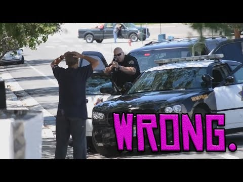 NO, Police don't shoot people for being black