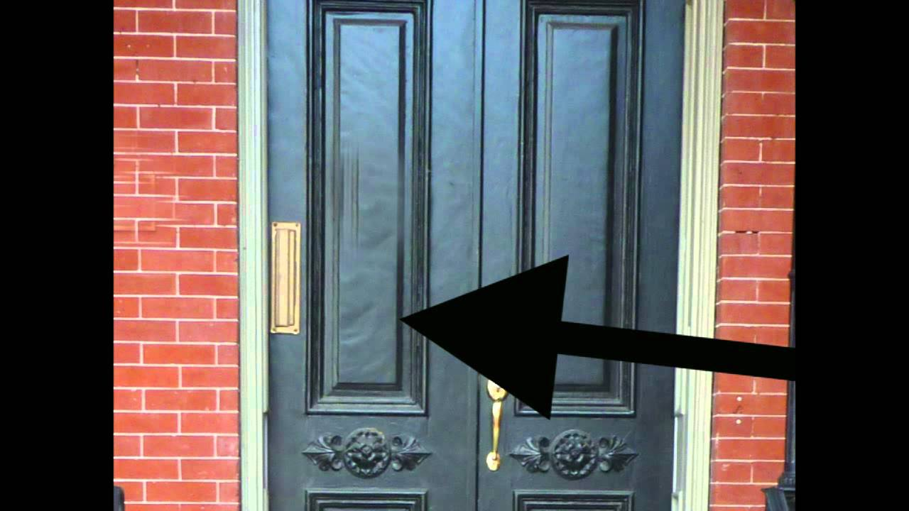 Moisture and Exterior Door Repairs Could Create Problems - YouTube
