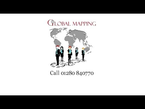 Global Mapping Promotional Maps
