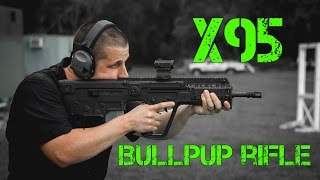 IWI X95 - Bullpup Rifle Review