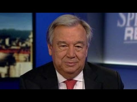 Secretary General on the future of the United Nations