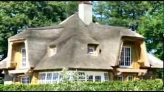 Ekologiczne domy z drewna