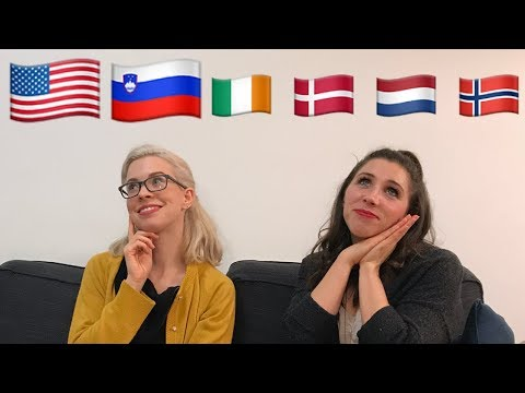 What American Women Think About European Men