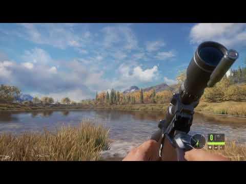 Best Gun Ever-The Hunter Call Of The Wild