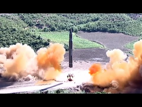 North Korea tests missile that could reach U.S. mainland