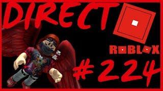 ROBLOX -VICIO LOCO NIGHT- LIVE // #224