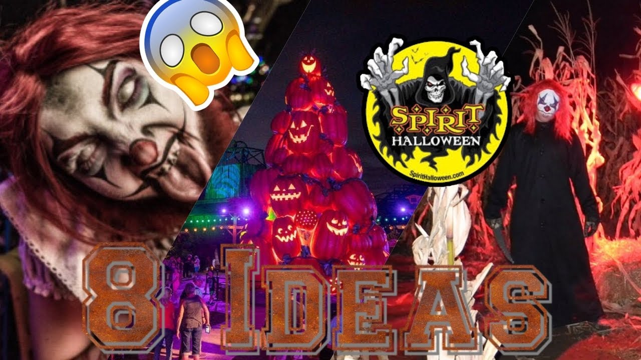 Spirit Halloween 2020 Farm Theme 8 Spirit Halloween Theme Ideas For 2020   YouTube