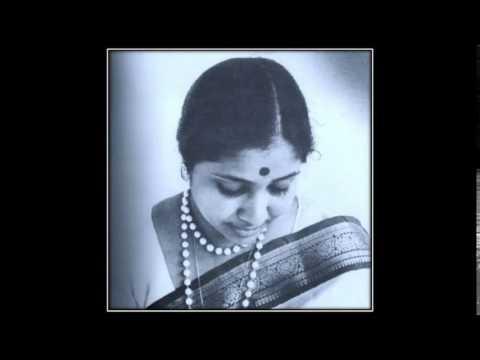 Asha Bhosle - Mere Dil Se Aati Hai - Paristan (1957)
