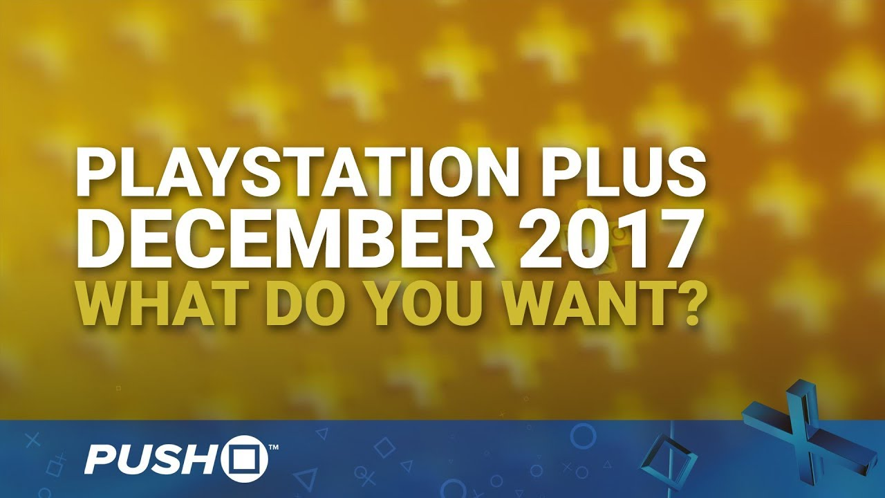 how to get free playstation plus december 2017