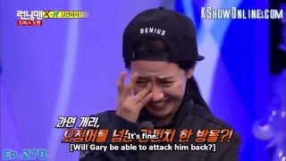 Download [ENG SUB] Full HD Running Man HaHa vs Gary Of Course Game Mp3 and Videos