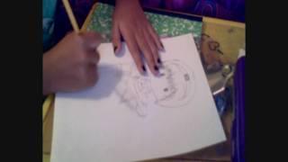 Drawing chibi Marth Fire Emblem